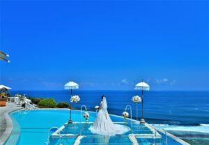 バリ島結婚式 オーシャンウェディング